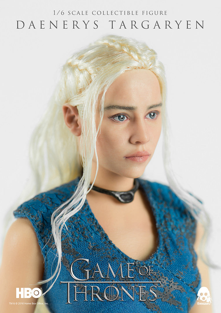 Threezero Game Of Thrones Daenerys Targaryen 1/6 Action Figure - Movie Figures - 2