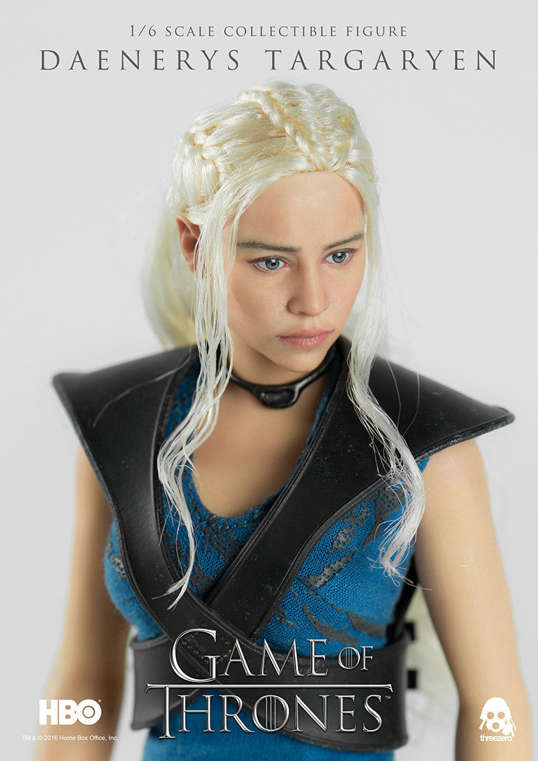 Threezero Game Of Thrones Daenerys Targaryen 1/6 Action Figure - Movie Figures - 5