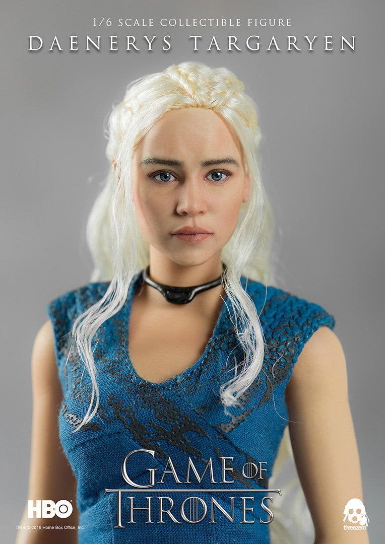 Threezero Game Of Thrones Daenerys Targaryen 1/6 Action Figure - Movie Figures - 7