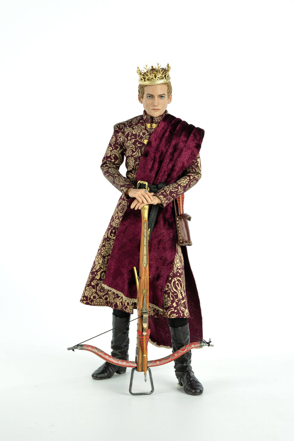 Threezero Game Of Thrones King Joffrey Baratheon 1/6 Action Figure