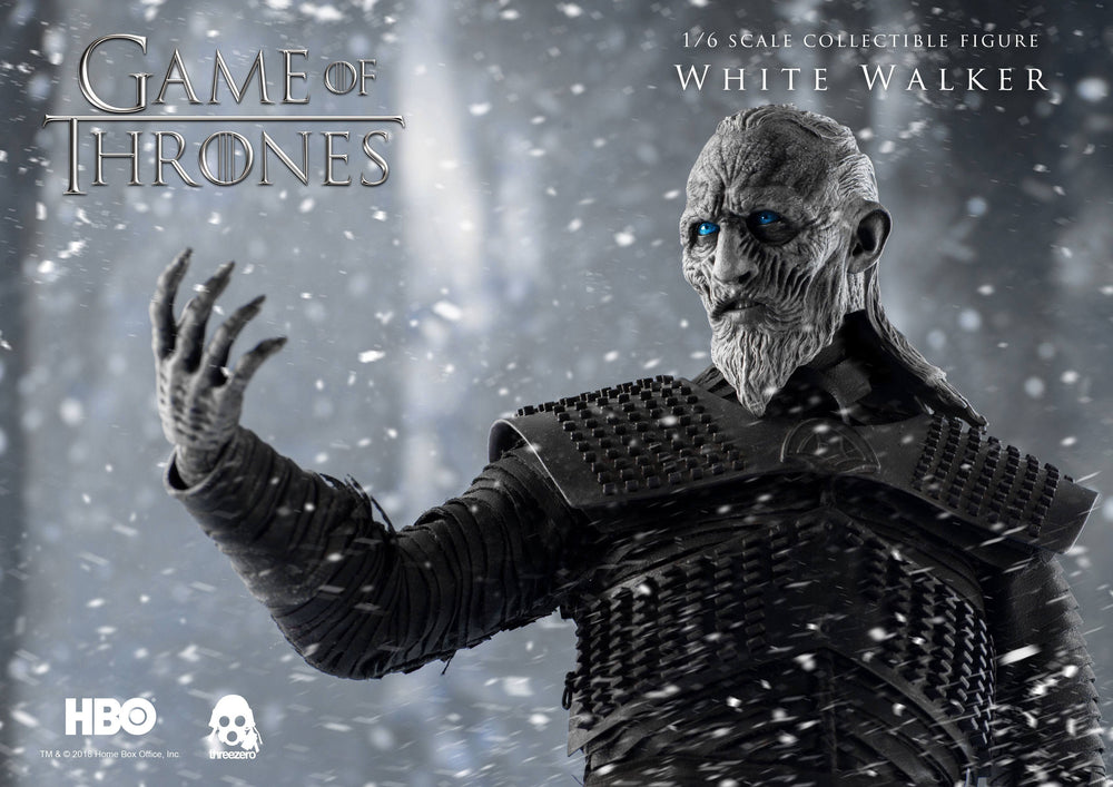 Threezero Game Of Thrones White Walker 1/6 Action Figure