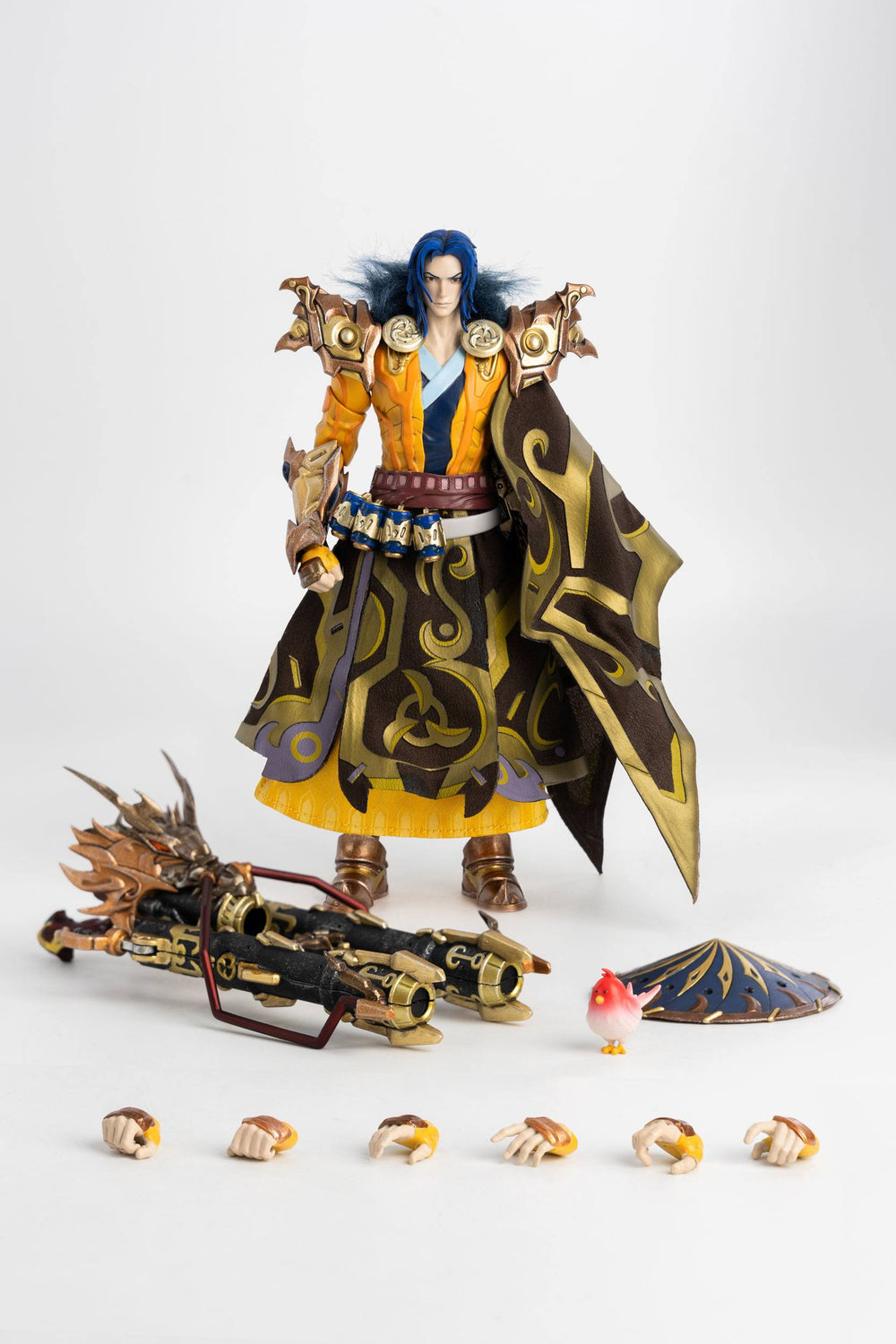 Threezero Honour of Kings Liu Bei Action Figure