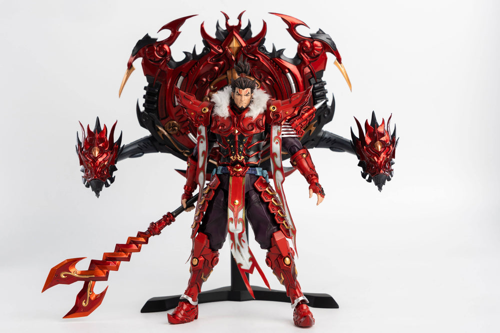 Threezero Honour of Kings Zhang Fei Action Figure