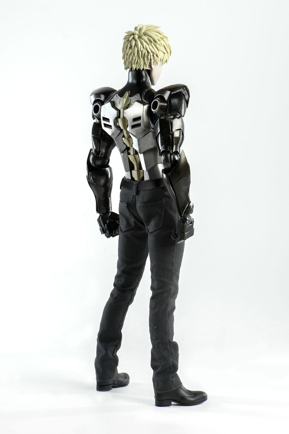 Threezero One Punch Man Genos 1/6 Action Figure