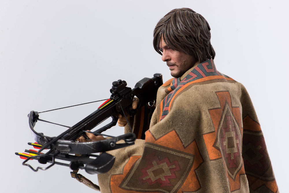 Threezero The Walking Daryl Dixon 1/6 Action Figure