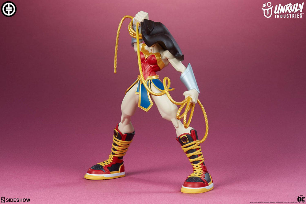 Unruly Industries DC Designer Series Wonder Woman by Tracy Tubera Statue