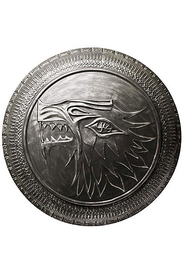 Valyrian Resin Game of Thrones Stark Infantry Shield 1/1 Prop Replica