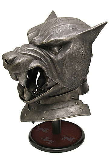 Valyrian Resin Game of Thrones The Hound´s Helm 1/1 Prop Replica