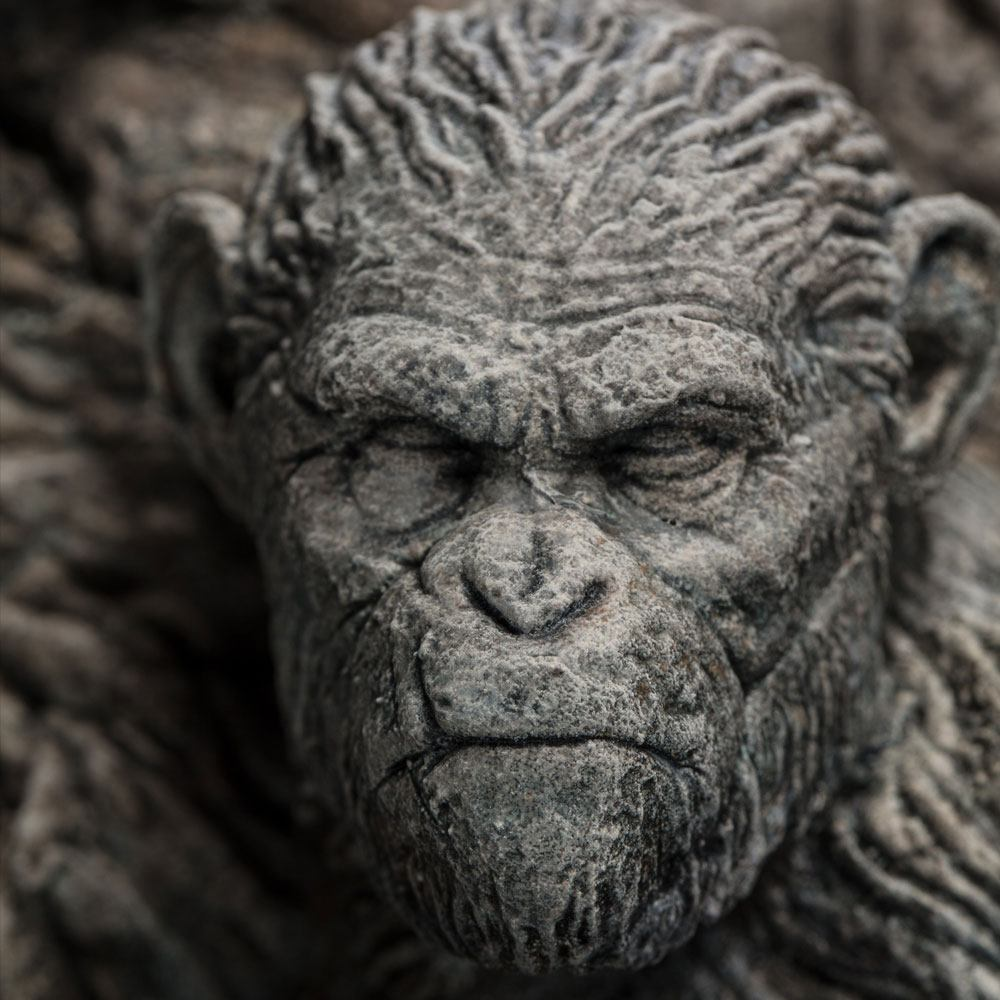 Weta Planet of the Apes Apes Throughout the Ages Statue