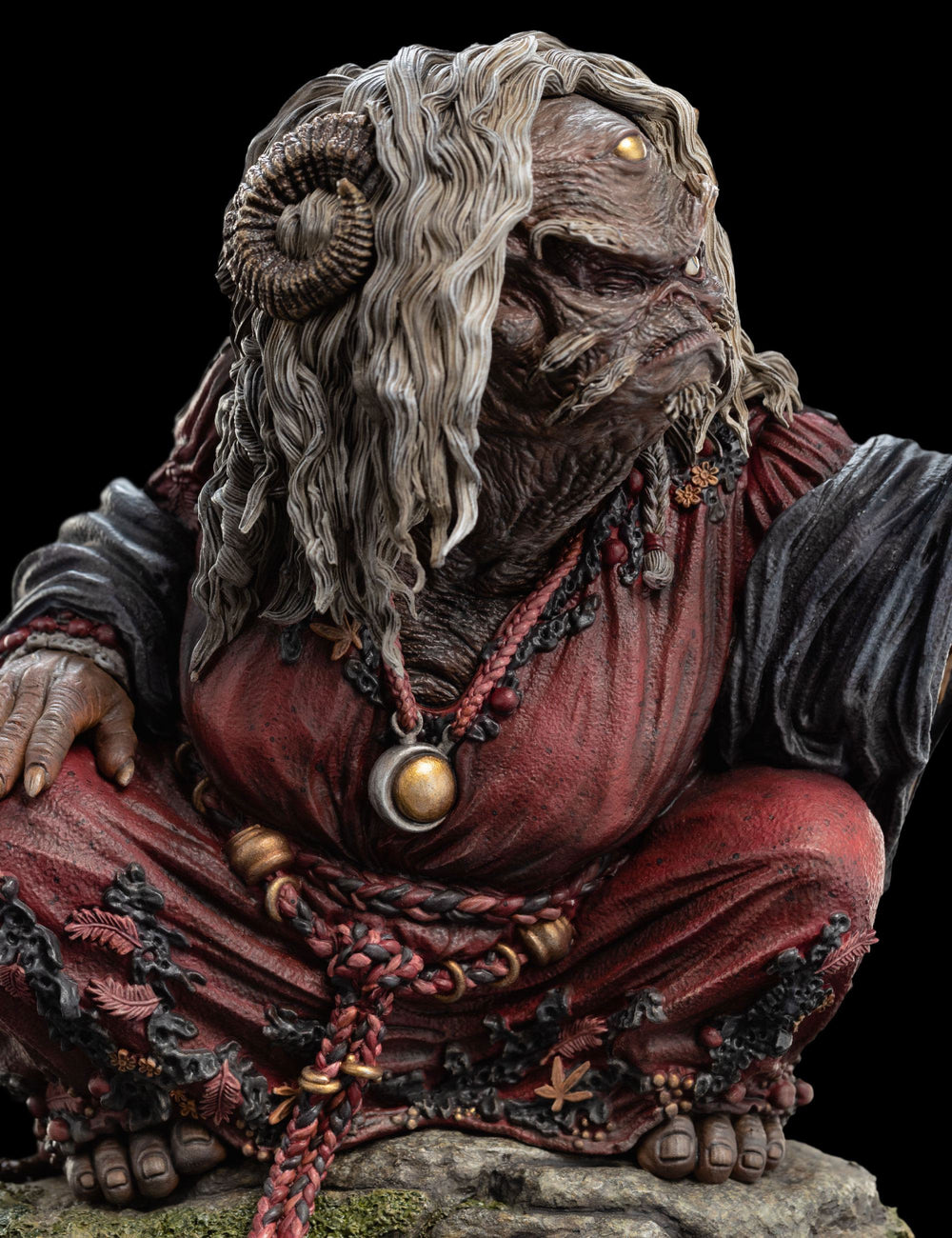 Weta The Dark Crystal: Age of Resistance Mother Aughra 1/6 Statue