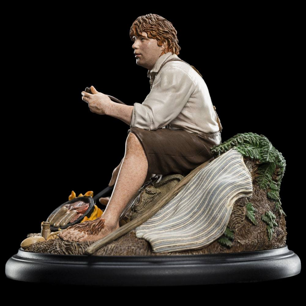 Weta The Lord Of The Rings Samwise Gamgee Mini Statue