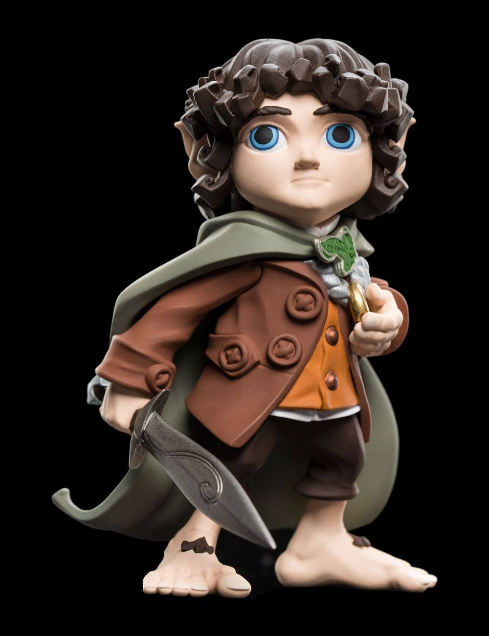 Weta The Lord of the Rings Frodo Baggins Mini Epics Vinyl Figure Statue