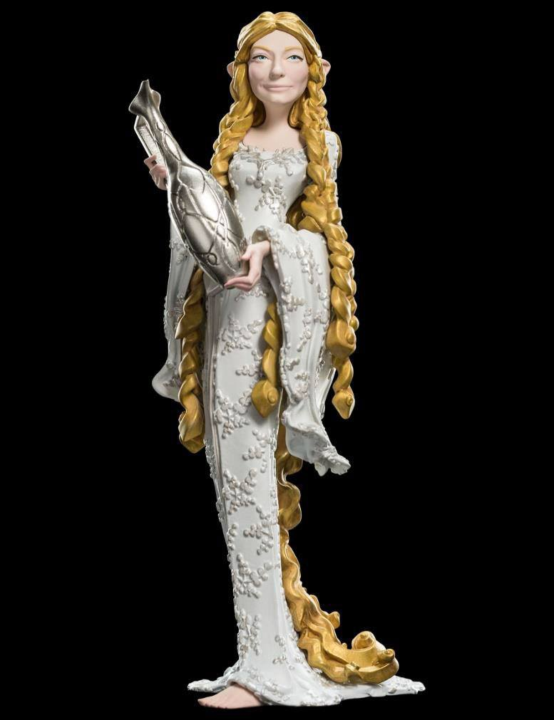 Weta The Lord of the Rings Galadriel Mini Epics Vinyl Figure Statue