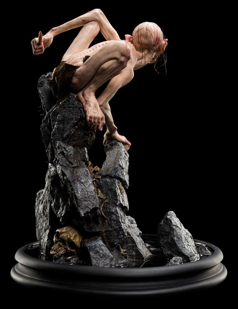 Weta The Lord of the Rings Gollum Masters Collection 1/3 Statue