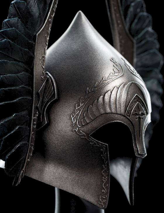 Weta The Lord of the Rings Gondor Kings Guard Helm 1/4 Prop Replica