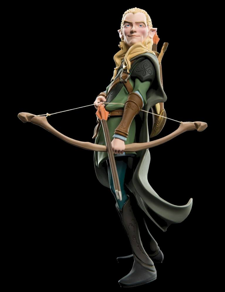 Weta The Lord of the Rings Legolas Mini Epics Vinyl Figure Statue