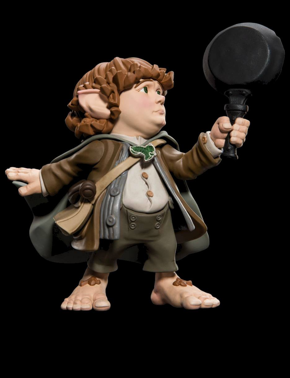 Weta The Lord of the Rings Samwise Mini Epics Vinyl Figure Statue