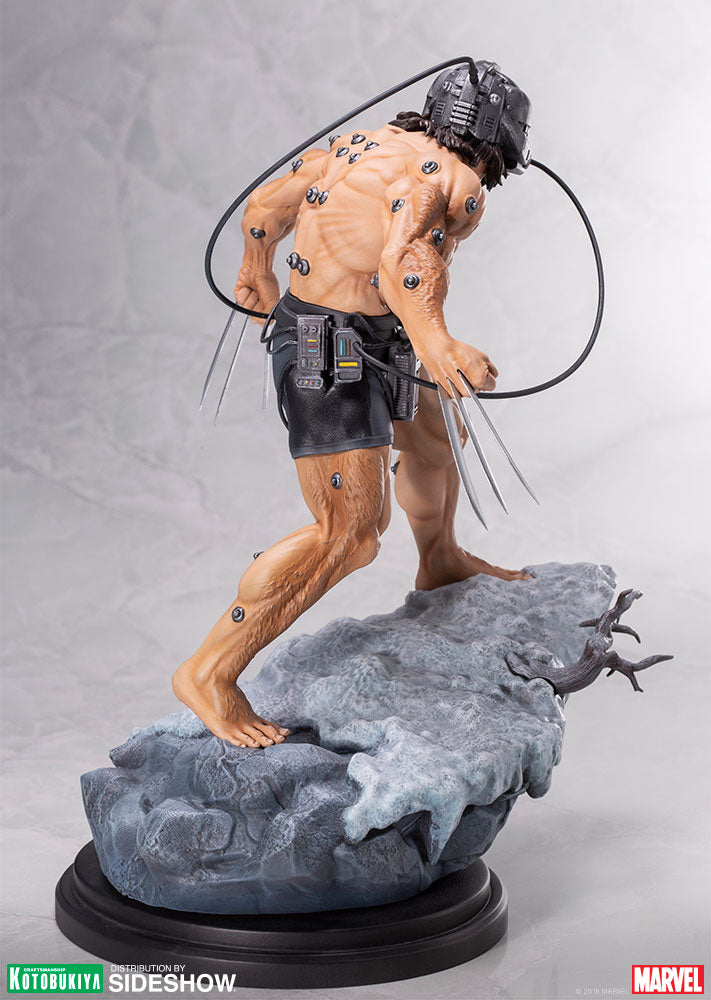 Kotobukiya Marvel Universe Weapon X Fine Art Statue
