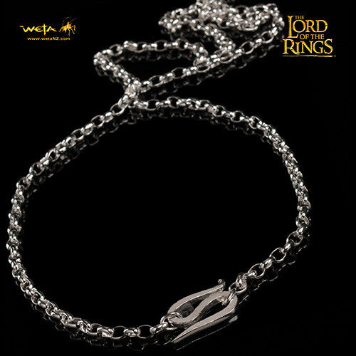 Weta The Lord Of The Rings Chain Of Frodo Baggins Prop Replica - Movie Figures