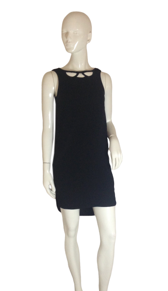 H&M Little Black Dress Size 2 SKU 000256-1