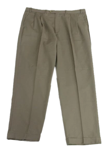 Ralph Lauren Classic Beige Men's Dress Pants SKU 000161