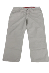 Perry Ellis Cottons Men's Khaki Pants SKU 000159