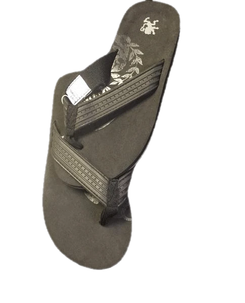 Men's Black Sandals SKU 000060