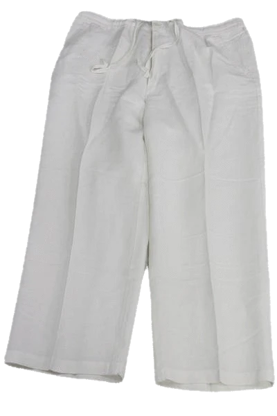 Axis-LA Men's White Rayon Style Pants SKU 000161