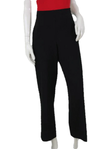 Coldwater Creek 90's Classic Fit Pants Black  Size 10 SKU 000092