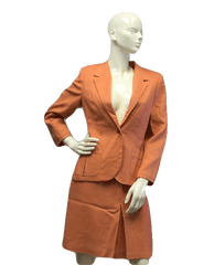 Peachy Keen Power Suit (2-pc) Sz 10 (SKU 000084)
