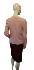Ralph Lauren Pink long sleeve blouse Size XL (SKU 000020)