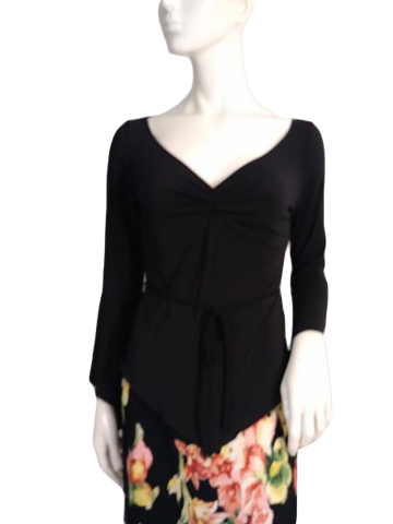 Guess Collection Top Black Size: M (SKU 000214-12)