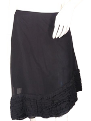 Guess Collection Skirt Black Size S (SKU 000199-3)