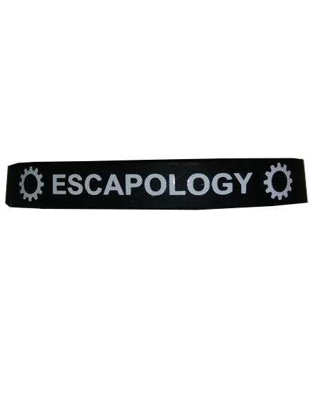 Escapology Band Black One Size Fits All  (SKU 000199-2)