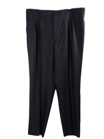 King Mode Men's Dress Pants Dark Grey  Size 42 (SKU 000148-2)