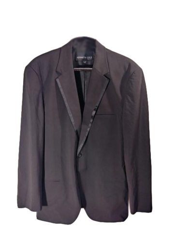 Kenneth Cole Men's Suit Jacket Black  Size XL SKU 000148-3