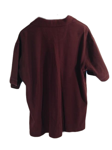 Izod Men's Shirt Maroon Size XL SKU 000148-9