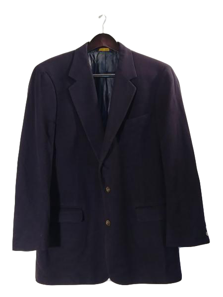 Brooks Brothers Men's Suit Jacket Navy Blue (No tag)  (SKU 000153-5)