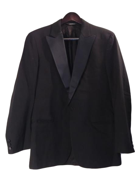 Jos. A. Bank Men's Suit Jacket Black (No tag)  (SKU 000153-6)