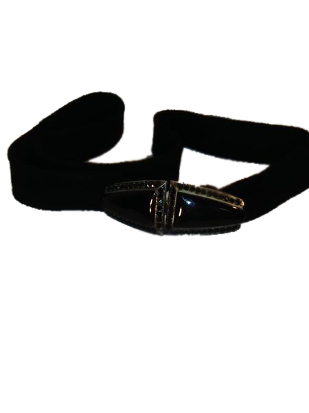 "Belt Black 30 1/2"" long  SKU 000218-4"