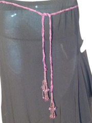 "Belt Purple Size 60"" long  (SKU 000218-3)"