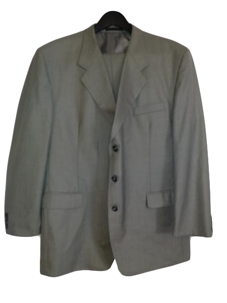 Carloorestes Men's Suit Light Green  (SKU 000225-1)