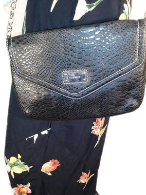 Nine West Purse Black (SKU 000000-3-4)
