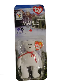 McDonald's Ty Maple The Bear  (SKU 000219-7)