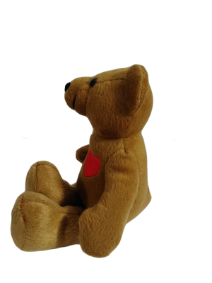Collectible Quarter Bear (SKU 000223-10)