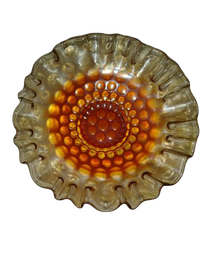 Hobnail Ruffled Rim Bowl (SKU 000000-5-10)