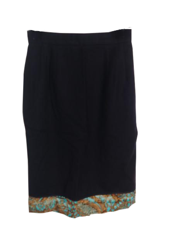 Skirt Navy Size XS SKU 000117-13