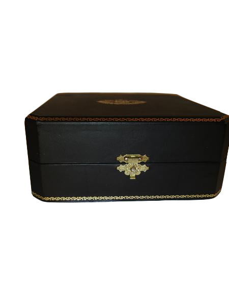 Juicy Couture Box Dark Brown SKU 000182-5