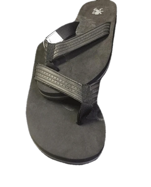 Men's Black Sandals Size 12 SKU 000060