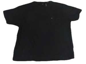 DKNY Men's Black T-Shirt Size XL SKU 000162